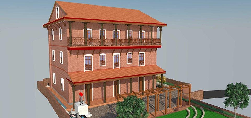 महाकवि लक्ष्मीप्रसाद देवकोटाको घर 'कविकुञ्ज' लाई सङ्ग्रहालय बनाइने