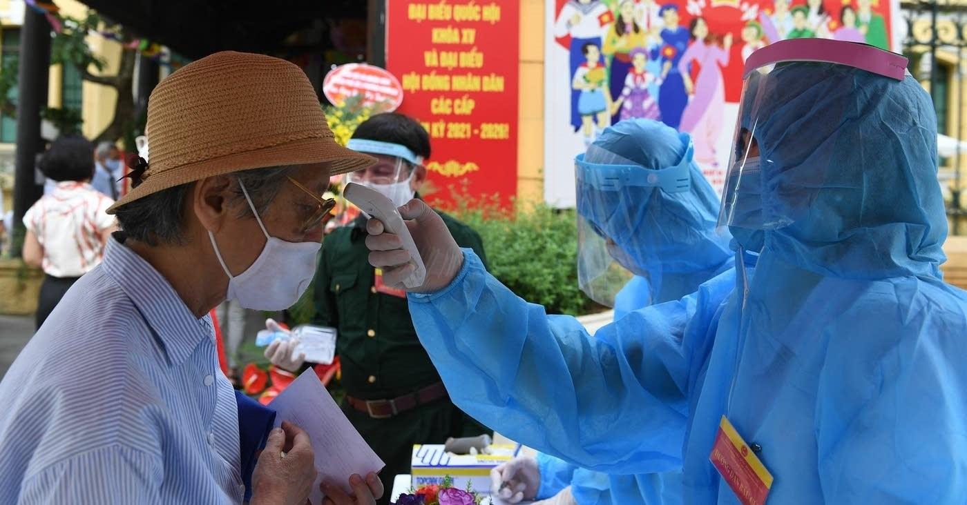 भियतनाममा कोरोना भाइरसको नयाँ भेरिएन्टको सामूहिक परीक्षण सुरू