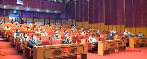राष्ट्रपति विद्यादेवी भण्डारीद्वारा राष्ट्रियसभाको आठौं अधिवेशन आह्वान