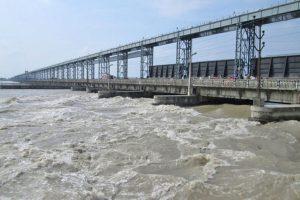 महाकाली नदीमा पानीको बहाव ८ वर्ष यताकै उच्च