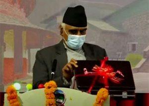 गण्डकी प्रदेशका मुख्यमन्त्री कृष्णचन्द्र नेपाली पोखरेलले पाए संसदबाट विश्वासको मत