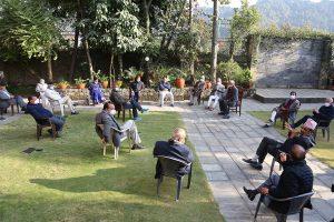 नेपाली कांग्रेसको तल्ला तहका सबै अधिवेशनहरू स्थगित