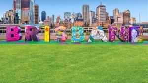 सन् २०३२ को ओलम्पिक खेलकुद अष्ट्रेलियाको ब्रिसबेनमा आयोजना हुने