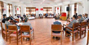 प्रधानमन्त्री शेरबहादुर देउवालाई विश्वासको मत दिनेहरु पार्टीमा नरहने नेकपा एमालेको निर्णय