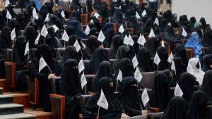 अफगानिस्तानको तालिवान सरकारले सहशिक्षामा प्रतिबन्ध लगायो