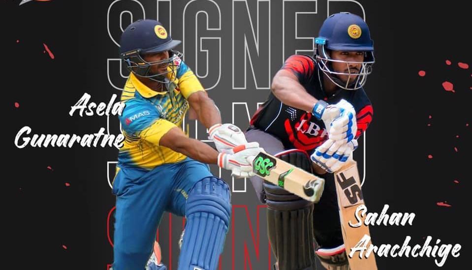 श्रीलंकाका दुई चर्चित क्रिकेटरले चौथो संस्करणको ईपीएल खेल्ने