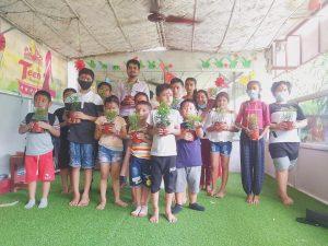 स्याटरडे स्कूलले मनायो आफ्नो ५ औँ बार्षिक उत्सव