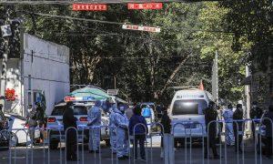कोरोनाको संक्रमण लगातार वृद्धि भएपछि चीनको लान्झोउमा पुनः लकडाउन