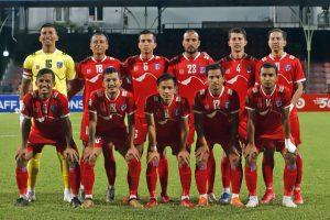 नेपाल साफ च्याम्पियनसिप फुटबलको फाइनलमा प्रवेश